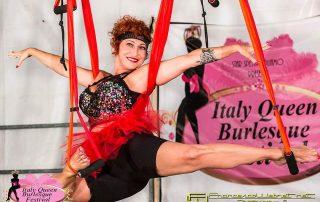 Cristiana De Giglio, l'insegnante di danza che applica il Body Flying al burlesque