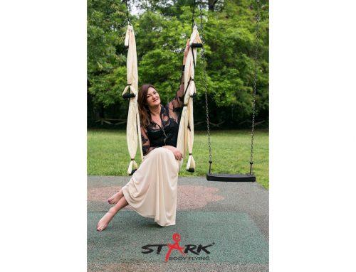 Antonella Faleschini e i primi 10 ANNI della STARK Body Flying !