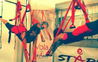 ​L'amaca​ ​di​ ​Stark​ ​Body​ ​Flying®​ ​vola​ ​in​ ​uno​ ​dei​ ​più​ ​importanti​ ​convegni​ ​di​ ​fitness:​ ​il Rimini​ ​Wellness