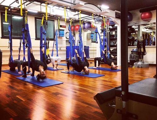 BODY FLYING un metodo completo per allenare corpo e mente. Articolo su www.vertige.it